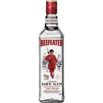 Gin Beefeater (0,7 l, 40%)