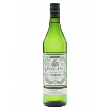 Vermouth Dolin Dry (0,75 l, 17,5%)