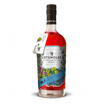 Gin Cotswolds No.1 Wildflower (0,7 l, 41,7%)