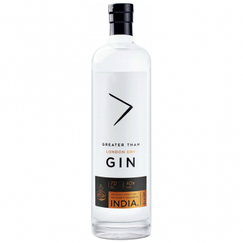 Gin Greater Than London Dry (0,7l, 40%)