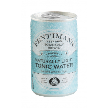 Fentimans Light Tonic Water - dobozos (0,15 l)