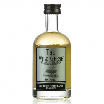 Wild Geese Classic Blend Whiskey mini (0,05l, 40%)