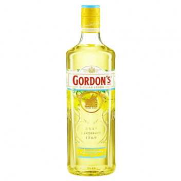 Gin Gordon's Sicilian Lemon (0,7l, 37,5%)