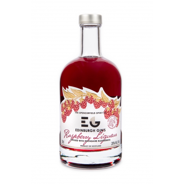 Edinburgh Raspberry Gin Liqueur (0,5 l, 20%)