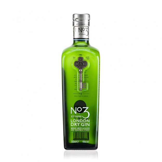 Gin No.3 London Dry (0,7 l, 46%)