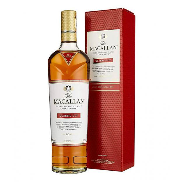 Macallan Classic Cut Limited Edition 2018 (0,7l, 51,2%)