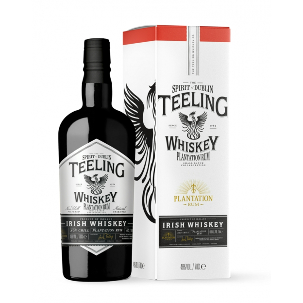 Teeling Plantation Rum Finish (0,7 l, 46%)