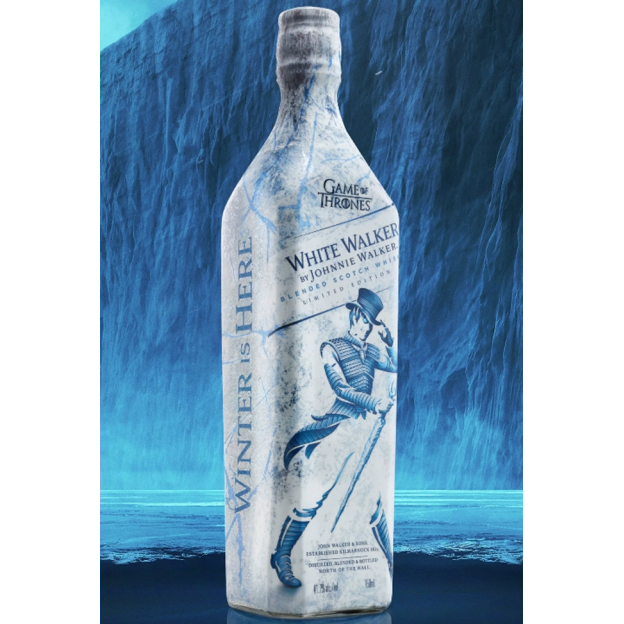 Johnnie Walker White Walker (0,7 l, 41,7%)