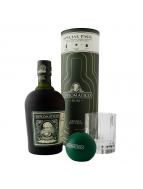 Rum Diplomatico Exclusiva Tall Canister Old Fashioned pack (0,7l, 40%)